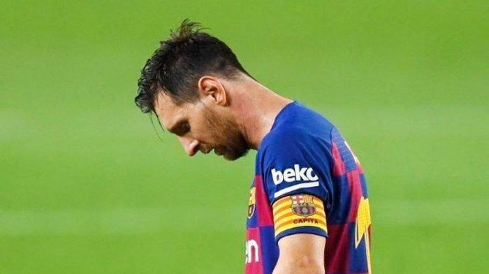 Hasil Liga Spanyol, Barcelona Kalah Lawan Granada, Pencapaian Messi Ternoda Hasil Akhir