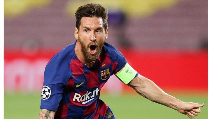 Barcelona vs PSG: Duel Messi Kontra Mbappe