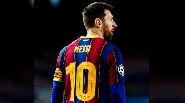 Messi Akan Tinggalkan Barcelona Setelah Klub Gagal Memenuhi Perjanjian Kontrak Baru