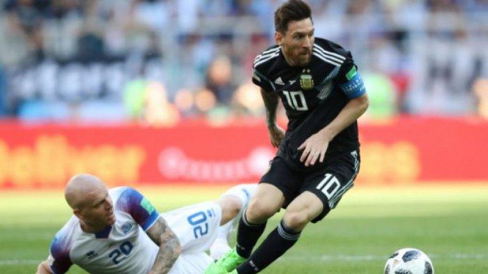Prediksi Skor dan Susunan Pemain Argentina vs Nigeria Grup D Live Trans TV Malam ini