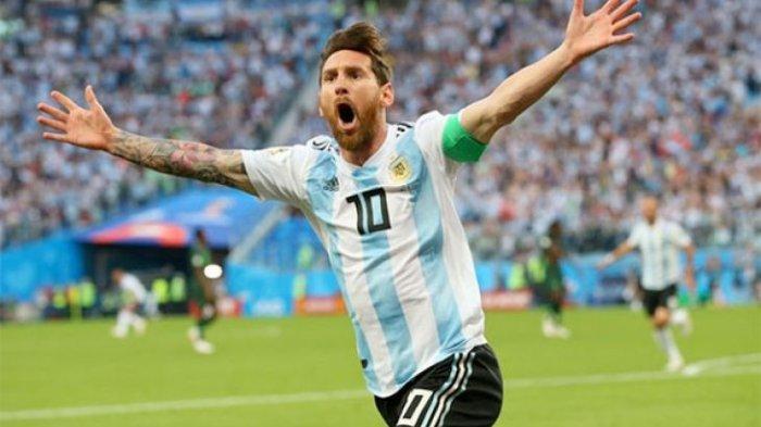 Live Trans TV,  Live Streaming Perancis vs Argentina Bisa Ditonton Pakai Cara Ini