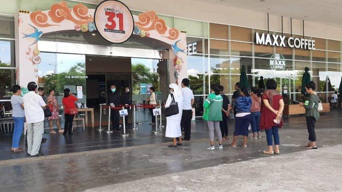 Penutupan Lippo Plaza Kupang Diperpanjang