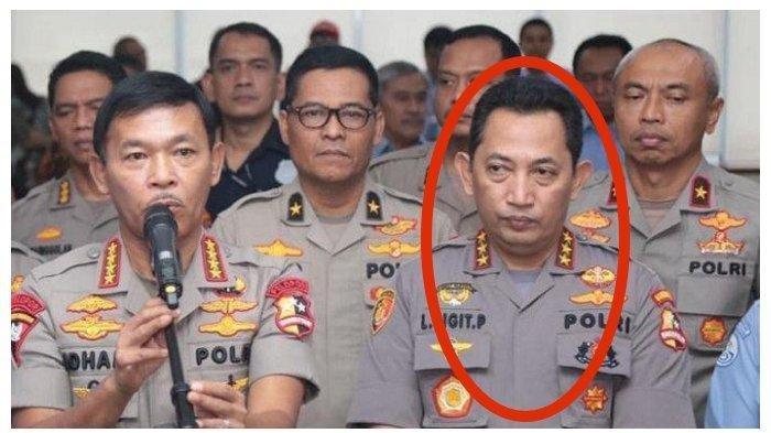 CALON KAPOLRI :Jenderal Idham Azis Diganti Komjen Listyo Sigit Prabowo, Komentar Senior di Polri