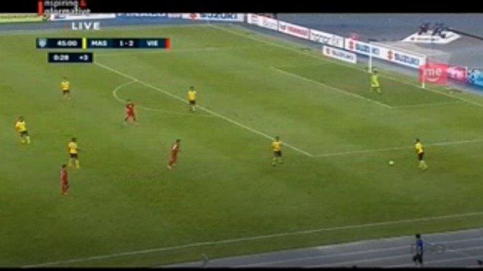 Live Bola Final Piala AFF Malaysia vs Vietnam, Live Streaming INewsTV & Live Streaming Metube