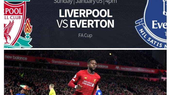SEDANG BERLANGSUNG Live Streaming BeIN Sports 1 Liverpool vs Everton Liga Inggris Skor Sementara 0-0