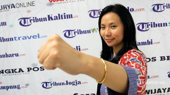 Sosok Livi Zheng! Berkarier di Hollywood Garap The Santri Wirda Mansur Tolak Amerika Bangga jadi WNI