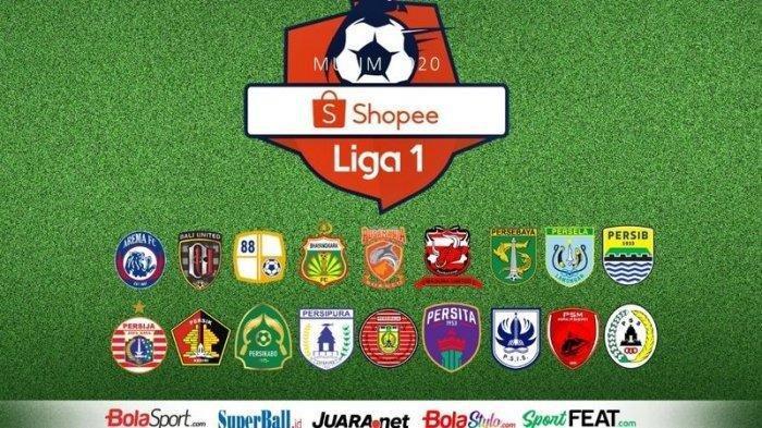 Logo Liga 1 2020