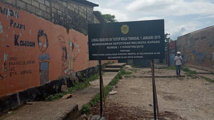 Pekerja Seks Karang Dempel Janji Datangi Walikota Kupang