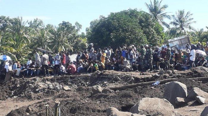 Korban Banjir di Pulau Adonara Mengaku Trauma, Bupati Anton Setuju Relokasi