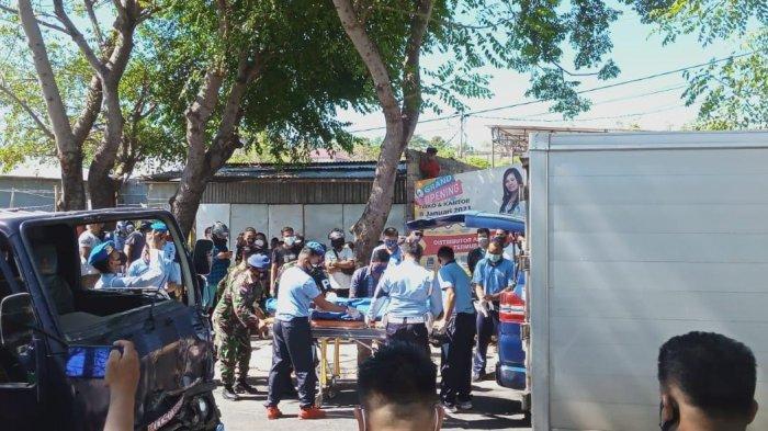 Kisah Dibalik Lokasi Tewasnya Pesepeda Tua di Kota Kupang, Ada Apa?