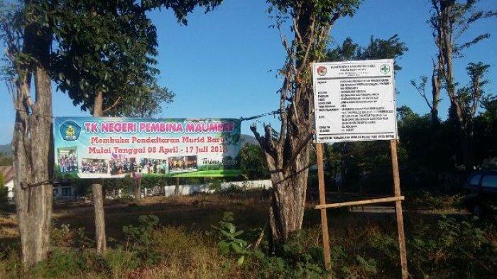 Proyek Puskesmas Kopeta  Ditolak Pengelola  TK Negri  Pembina