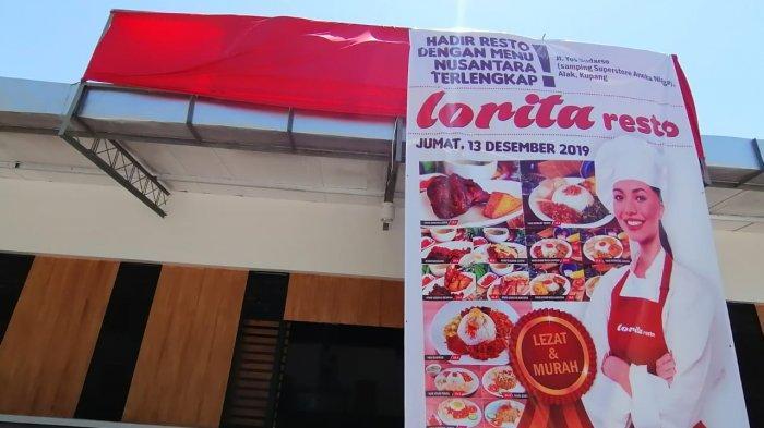 Nikmati Nasi Paket di Lorita Resto,  Harga Pas Kantong Anak Muda