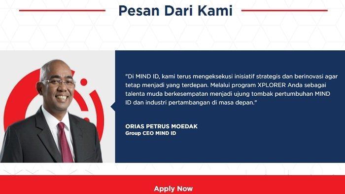 Lowongan Kerja 2021 Sektor Pertambangan Mining Industry Indonesia, Syarat dan Waktu Pendaftaran