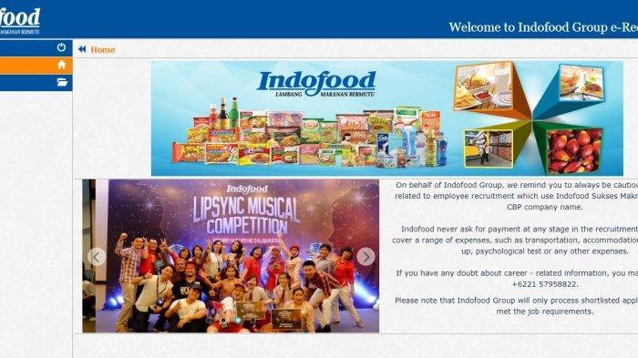 Lowongan Kerja Indofood Januari 2021 Bagi SMA D3 S1, Syarat Link Lamar, Lokasi Seluruh Indonesia