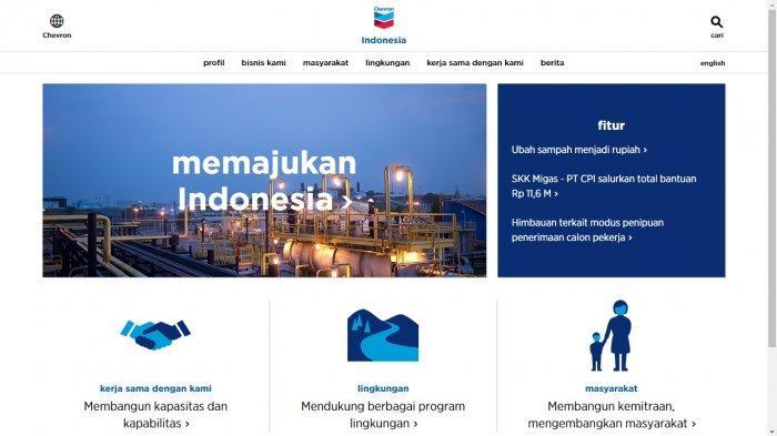Lowongan Kerja Pt Chevron Indonesia Bagi Sarjana S1 Simak Posisi Dan Syarat Serta Link Lamar Halaman 3 Pos Kupang