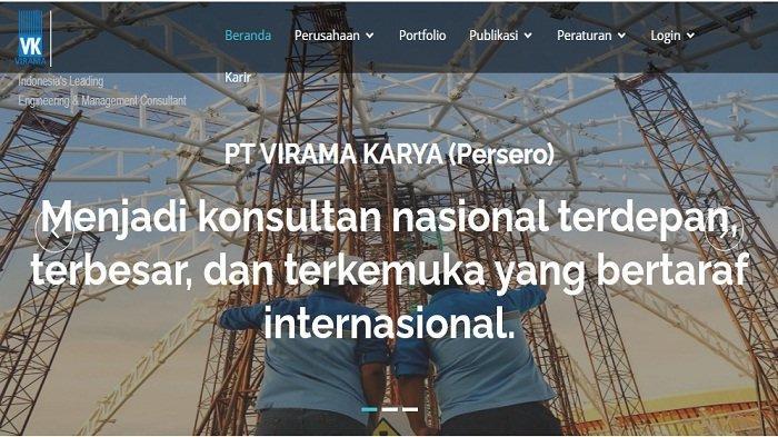 Lowongan Kerja BUMN September 2021, PT Virama Karya Buka Bagi S1 Segala Jurusan