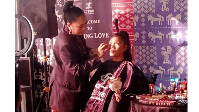 LT Pro Pairing Love Belajar Bersama Bunda Dewi Perias Profesional NTT, Simak Kegiatannya