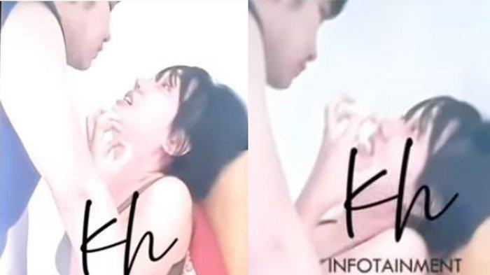 Lucinta Luna Mengerang Kesakitan, Tim Pengacara Tunjukkan Video Kondisi Kekasih Abash saat Depresi
