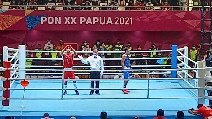 Tiba di Papua Dukung Atlet dki Jakarta di PON XX, Gubernur Anies Baswedan Kata Kebijakan Prestasi