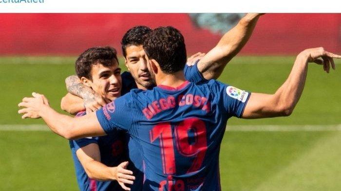 Siaran Langsung Atletico Madrid vs Barcelona - Jadwal Liga Spanyol Pekan 10 Live BeIN Sports