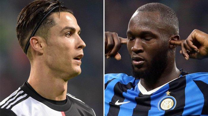Susunan Pemain dan Prediksi Inter Milan vs Juventus di Liga Italia, Duel Tajam Lukaku vs Ronaldo