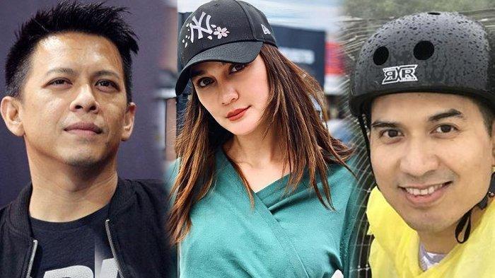 Sinyal Luna Maya dan Faisal Nasimuddin saat di New York, Ariel NOAH Tersingkir?