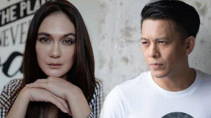 Reaksi Luna Maya Saat 'Ditodong' Feni Rose Balik Dengan Ariel NOAH, Nggak Ada Yang Nggak Mungkin