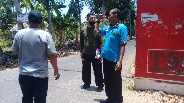 Pemkot Kupang Tertibkan Batas Wilayah Antar Kelurahan