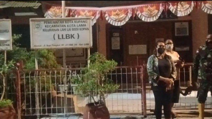 LLBK Jadi Kelurahan Pertama di Kota Kupang Kembali ke Zona Hijau Kasus Covid-19