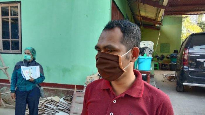 Jawab Keresahan Warga, Lurah Oeba Bersama Satgas Covid-19 Kelurahan Lakukan Penyemprotan Disinfektan