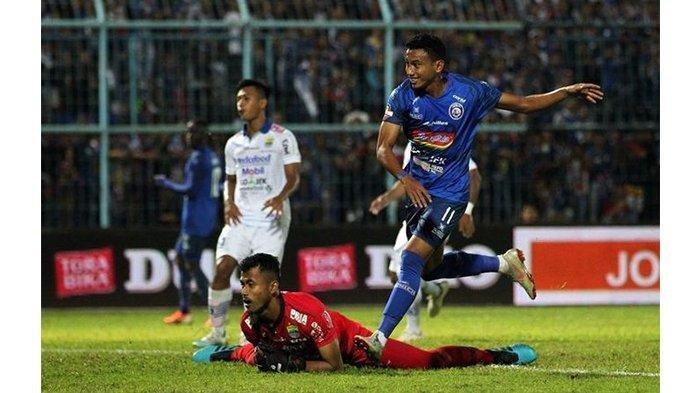Tidak Tampil di Piala Menpora 2021 Tapi Dipanggil Ikut TC Timnas, Simak Kata Kiper Persib Bandung
