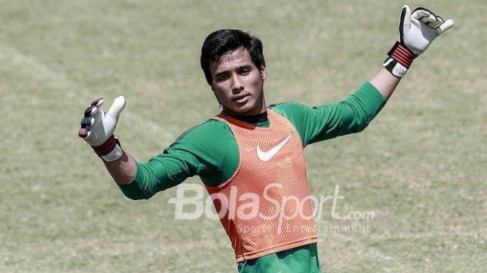 Kiper Madura United, M Ridho Pilih Habiskan Liburan di Bangkalan, Info Liga 1 2020