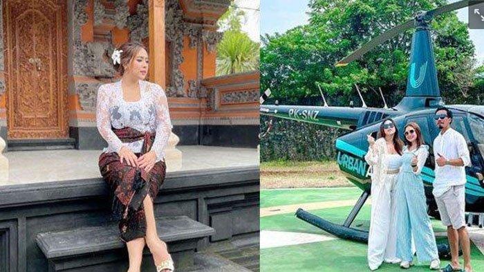 Sosok Maharani Kemala, Pengusaha Yang Dapat Kado Syahrini, Kaget dengan 2 Kata Istri Reino Barack