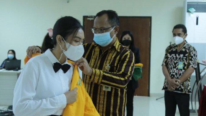 PKKMB Dimulai, Rektor Undana Kupang Minta Mahasiswa Junjung Tinggi Nilai Universal