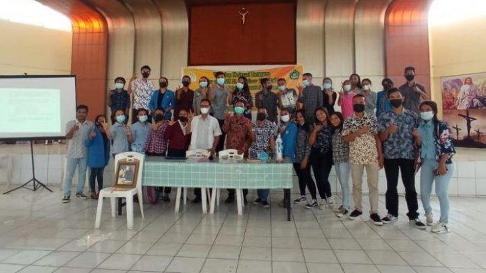 Dirjen Bimas Katolik Ajak Mahasiswa Jaga Perdamaian dan Kerukunan, Junjung Tinggi Toleransi