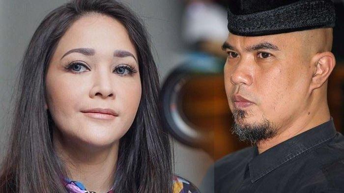 Ahmad Dhani Nyaris Jadikan Luna Maya Istri Kedua, Bongkar Tabiat Maia Estianti Sampai TalakLewat SMS