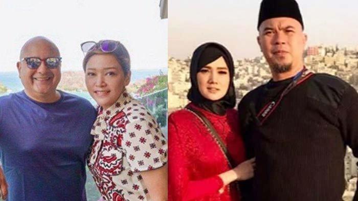Ahmad Dhani Bebas dari Penjara, Begini Cara Maia Estianty & Mulan Jameela Menyambutnya
