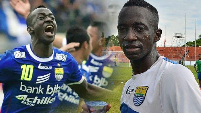 Makan Konate Resmi Dibuang Arema FC,  Ini Klub Baru Striker Anyar Persebaya atau Persib?