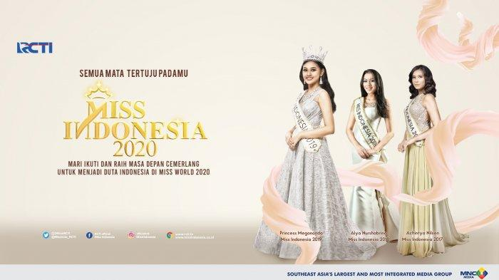Jadwal Acara TV Kamis 20/2/2020 SCTV Indosiar GTV Trans TV & Malam Puncak Miss Indonesia di RCTI