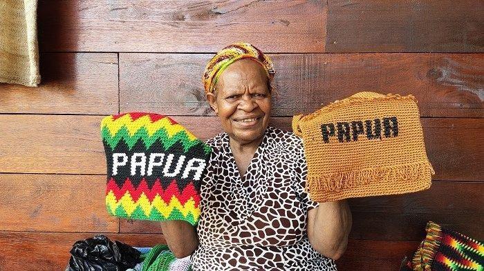 Noken, Tas Asli Papua Jadi Souvenir PON XX,  Diakui UNESCO sebagai Warisan Budaya