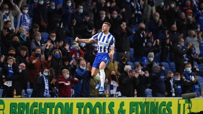 Main dengan 10 Pemain, Manchester City Akhirnya Tumbang di Tangan Algojo Brighton, Ini Skor Akhir