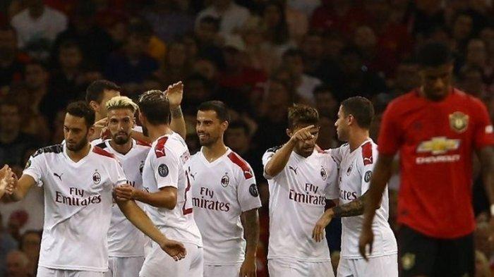 Daniel Maldini Putra Legenda AC Milan Paolo Maldini Gagal Penalti Manchester United Panen Gol