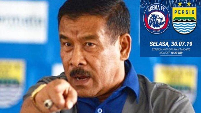 Ini Pemicu Manajer Persib Bandung Pilih Pensiun, Bagaimana Nasib Maung Bandung? Bobotoh Info