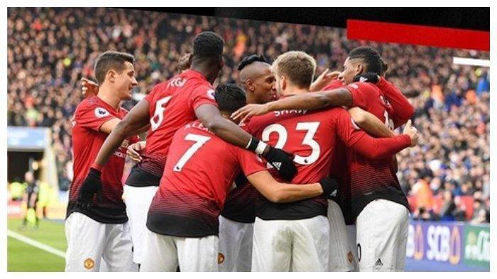 SESAAT LAGI! Link Live Streaming Mola TV Manchester United vs AC Milan, Setan Merah Juara?