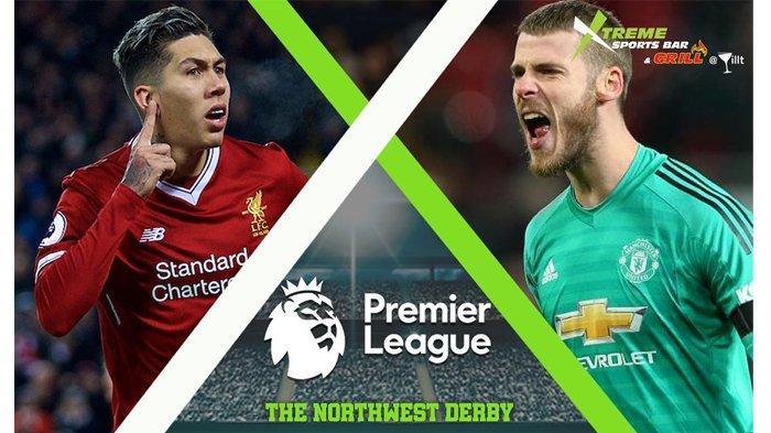 Jadwal Liga Inggris dan Prediksi Big Match Liverpool vs Manchester United Malam ini, Live Mola TV