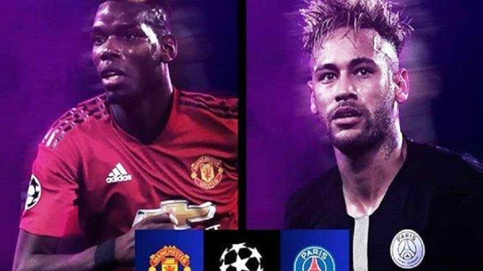 Manchester United vs PSG & Liverpool vs Bayern, Hasil Drawing 16 Besar Liga Champions 2018