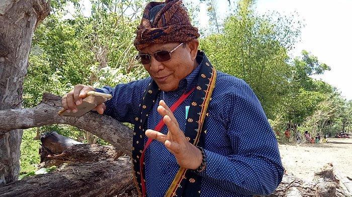 Bupati Nagekeo, Johannes Don Bosco Do Tanam Cengkeh di Desa Udiworowatu Keo Tengah