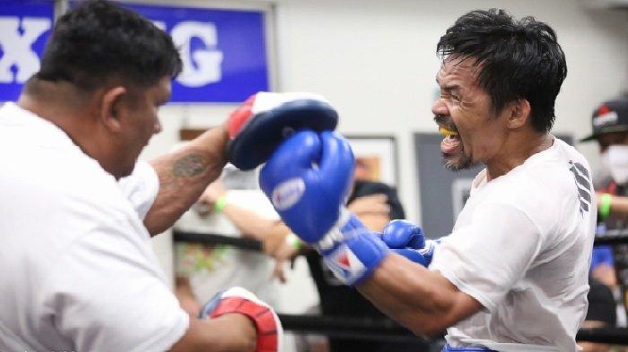 Pasca Kalah dari Yordenis Ugas, Manny Pacquiao Dikabarkan Maju Dalam Pencalonan Presiden Filipina