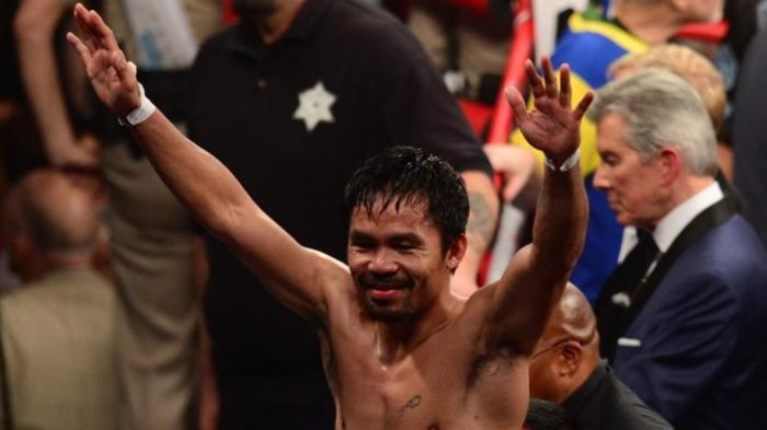 Kabar Tinju Dunia, Dewan Tinju Dunia Bakal Kembalikan Hak Manny Pacquiao yang Dihilangkan, Apa?