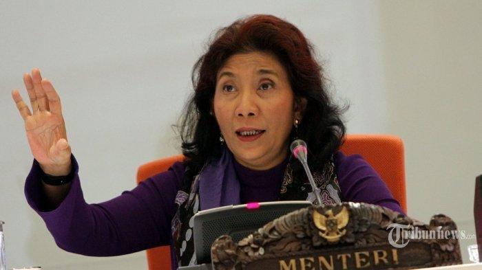 Selain Jokowi, Koruptor Diminta Vaksin Covid Dulu, Susi Pudjiastuti Marah: Maksudmu Vaksin Membunuh?